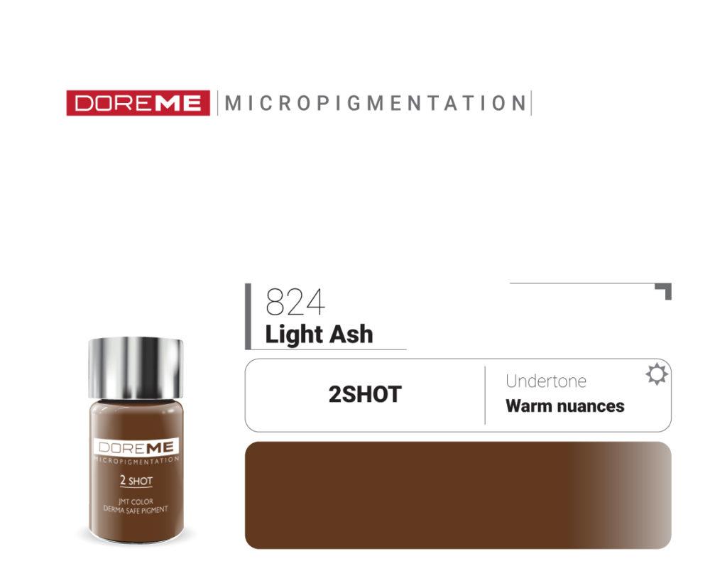 824 LIGHT ASH