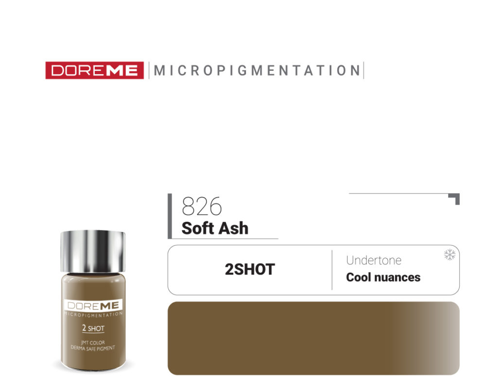 826 SOFT ASH